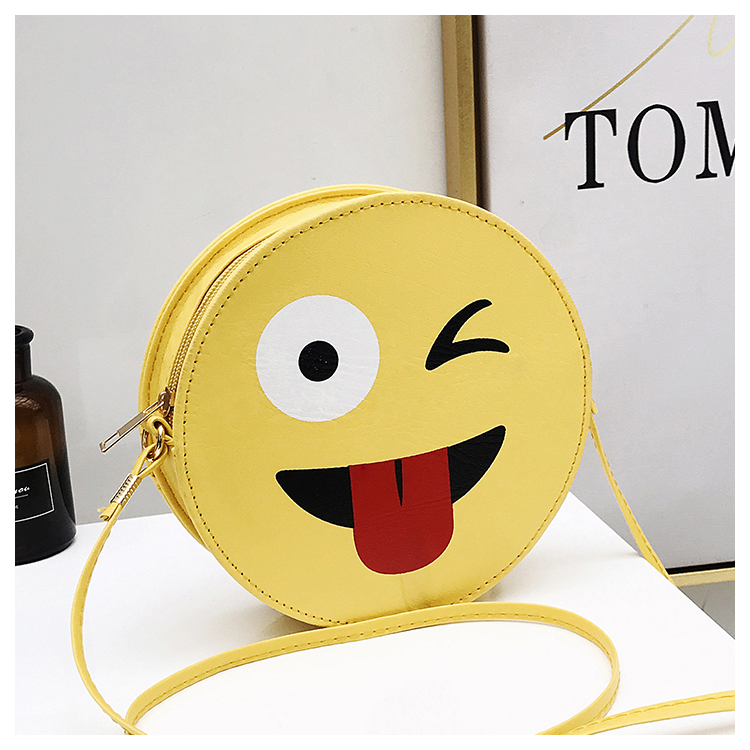 Funny Emoji Bag